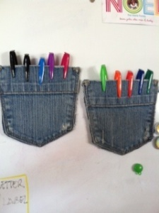 Marker Pockets